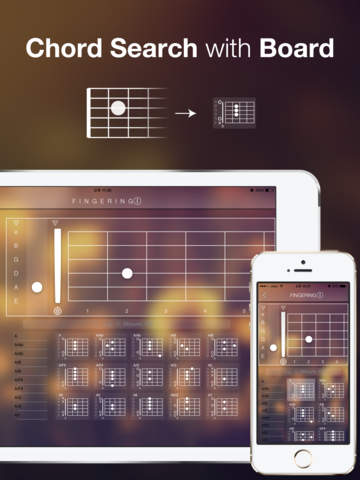 Guitar Kit+ for Chord Search, Save and Training Screenshots