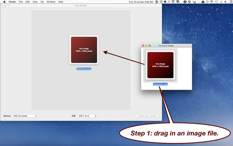 Icon Builder for Mac