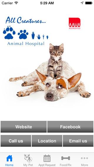 All Creatures Animal Hosp