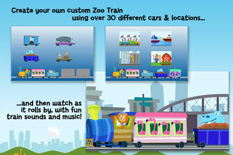 Screenshot 2 Zoo Train