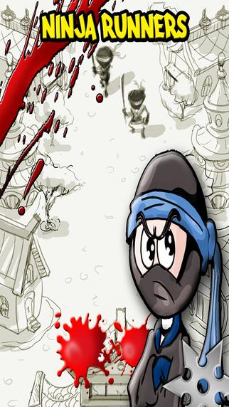 Ninja Runners -هجوم النينجا
