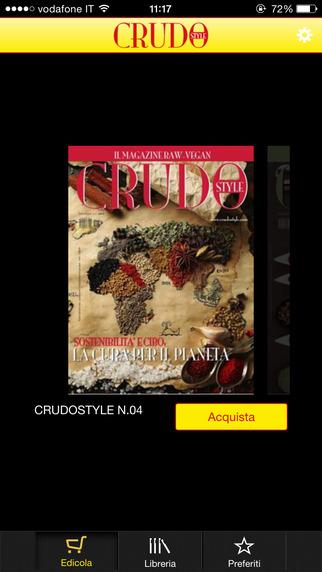 Crudostyle Magazine