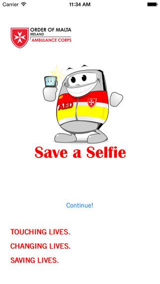 Save a Selfie