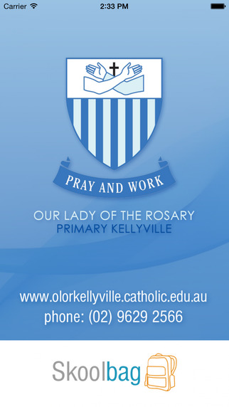 Our Lady of the Rosary Primary Kellyville - Skoolbag