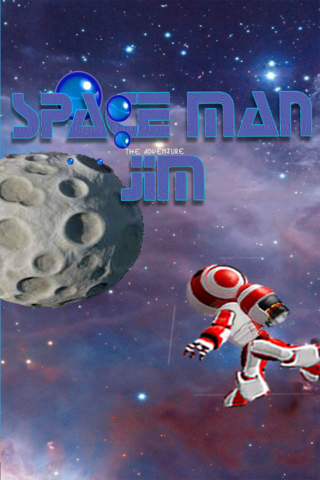 Space Man Jim - Great Space Adventure screenshot 1