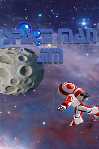 Space Man Jim - Great Space Adventure screenshot 1