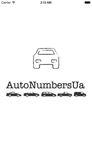 CarsNumbers