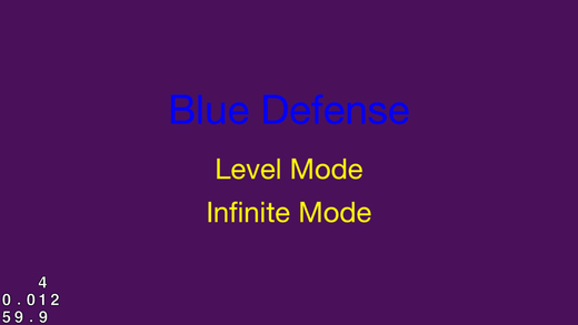 Defense Line Blue