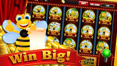 Screenshot 1 Honey Bee Слот машины Казино — бесплатно играть и опыту Вегас Игры