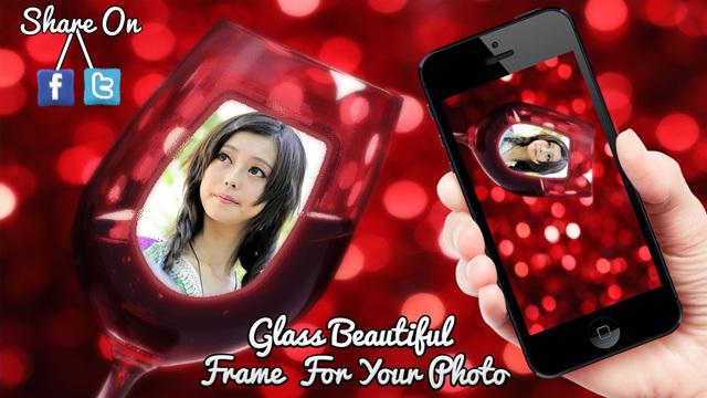 Glass Photo Frames-Photo Editor
