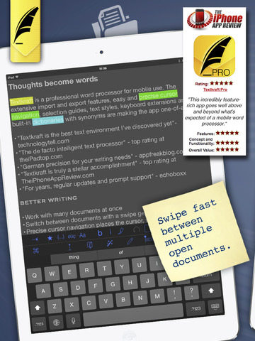 Textkraft Lite - Write Research Correct Share