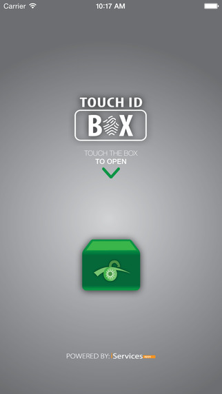 Touch ID Box