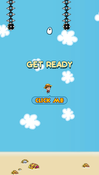 Swing Luffy - Jump Jump Luffy 2 One Piece Fans's game