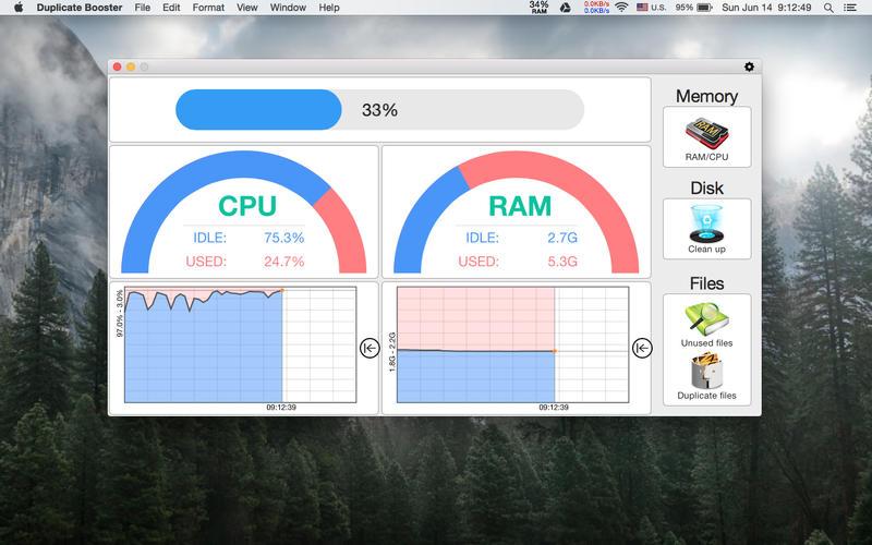 Duplicate Booster Screenshot - 4