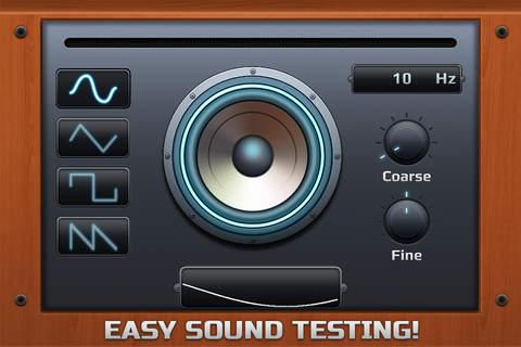 Bass Tester Adv screenshot 2