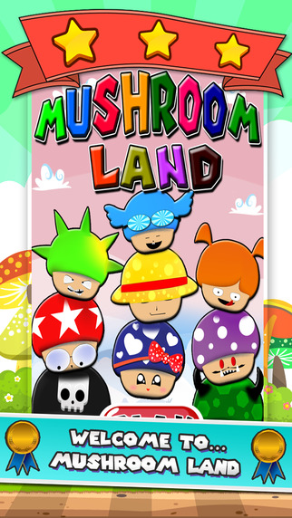 "Mushroom Land ""Super Adventure Puzzle Edition"""