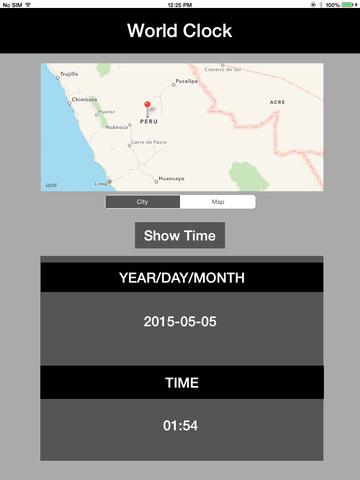 免費下載旅遊APP|World Clock Zone Pro app開箱文|APP開箱王