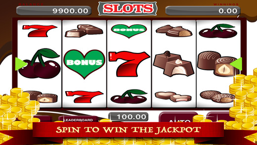 Aaron Aces 777 Chocolate Lovers Slots Machine PRO - Spin to Win the Big Prizes