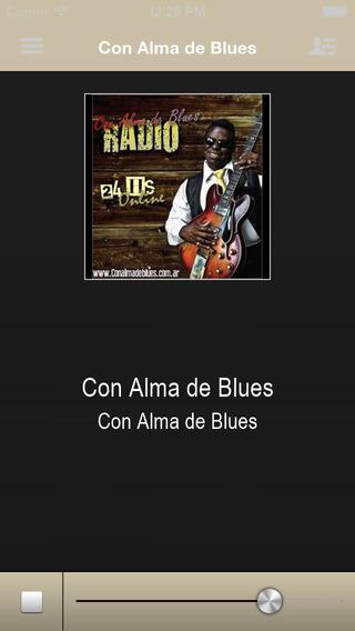 Con Alma de Blues
