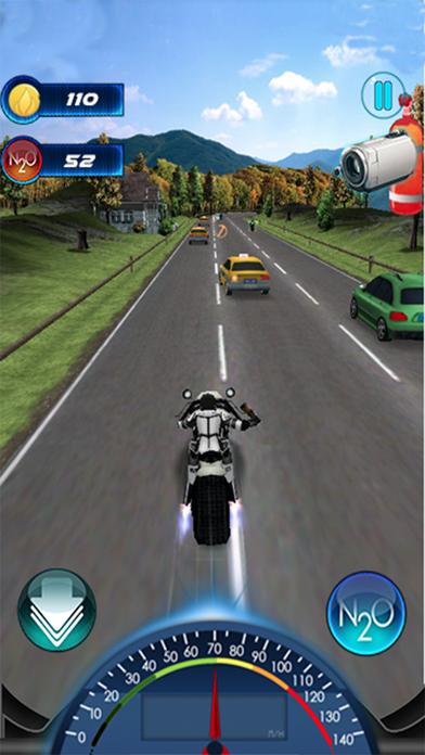 Traffic Death Moto 2015 screenshot 5