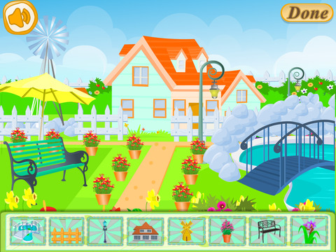 Design Your Garden App