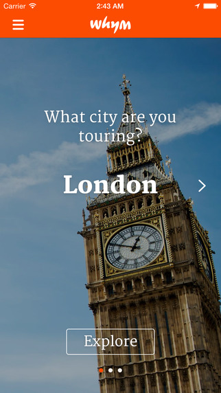 Whym - Last Minute London Deals