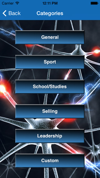 Mental Fitness iPhone Screenshot 4