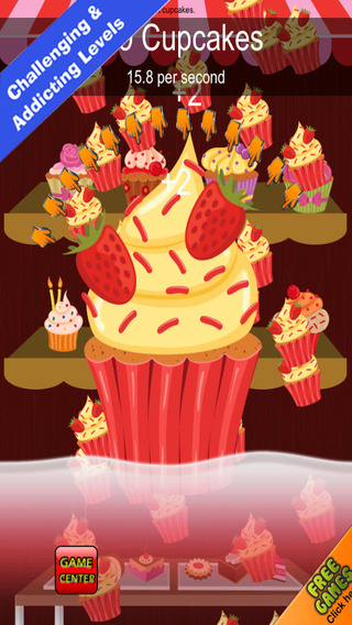 Cupcake Tap House Make Crazy - Chocolate Bubble Gum Sweet Stuff PRO Kids Game
