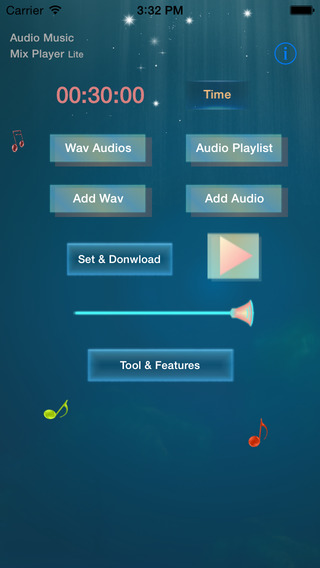 Audio Mix Player HD Lite