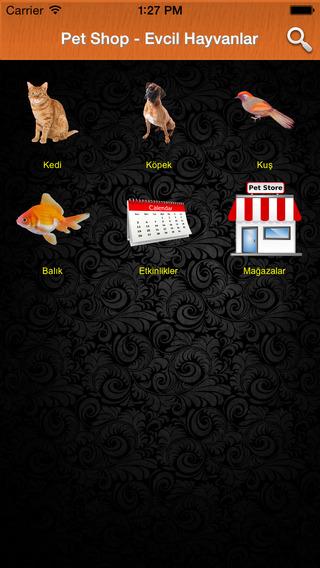 Evcil Hayvanlar ve Pet Shop