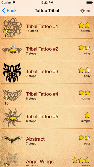 Easy to Draw Tattoo Collection