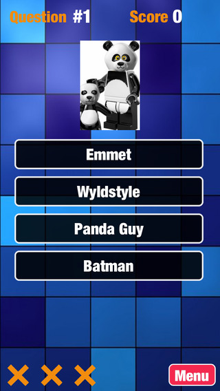 Quiz Game for Lego Unofficial App