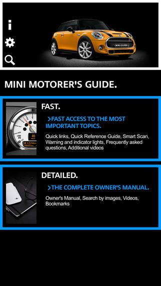 MINI Motorer's Guide