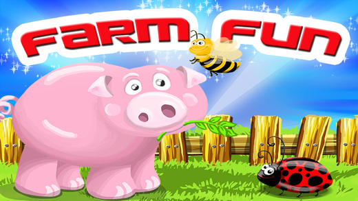 Farm Fun - Animals Play Learn All in One