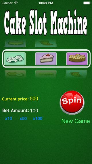 Cake Slot Machine