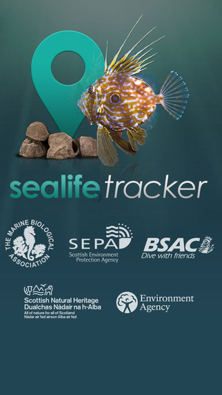 Sealife Tracker
