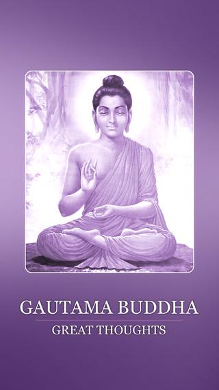 Thoughts of Gautam Buddha