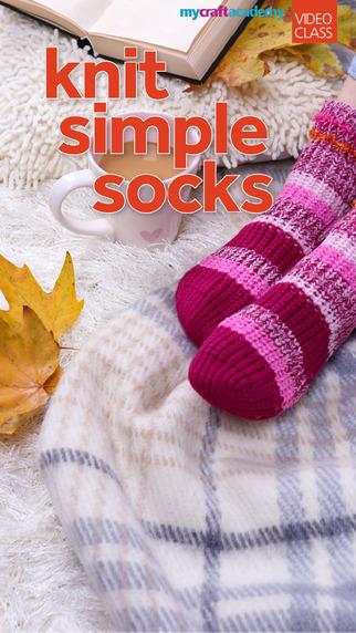 Knit Simple Socks