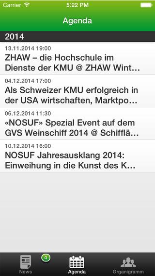 NOSUF News