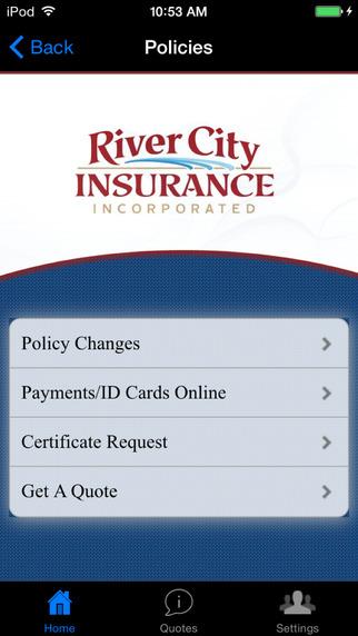 River City Insurance