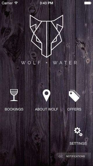 Wolf + Water