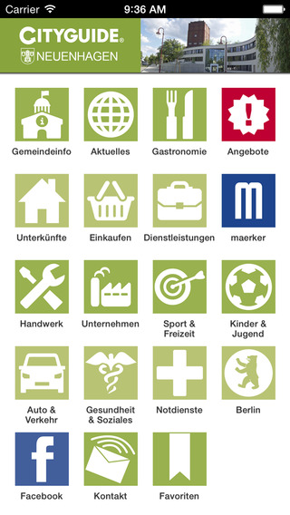 Neuenhagen bei Berlin App