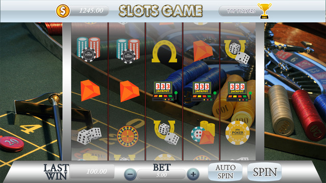 AAA Awesome Abu Dhabi Full Dice - Deluxe Slots