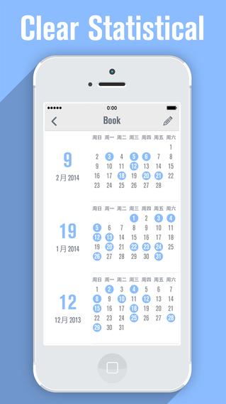 iDone – 简洁计数器实现你的目标 & 培养好习惯 & 摆脱坏习惯