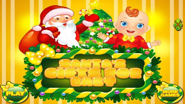 Santa Gifts for Baby - Christmas Games