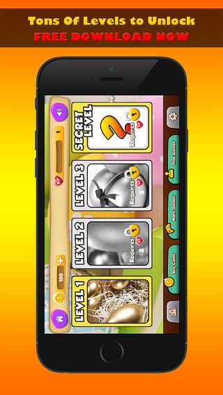 Golden Easter BINGO - Play the Easter Holiday Game of Chance with Real Las Vegas Casino Odds for FRE