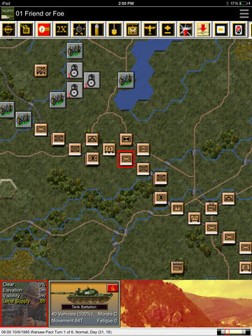 Modern Campaigns - North German Plain '85