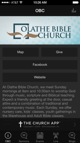 Olathe Bible Church