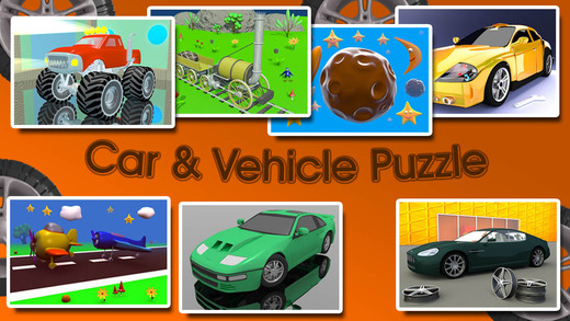 Car and Vehicle puzzle