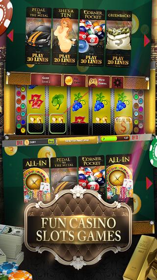 Real Street Slots Heroes - Crime City Casino